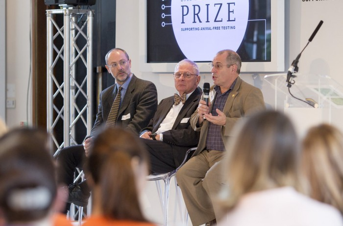 Photo: Lush Prize Conference 2016